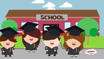 Graduation Song for Kindergarten | Graduation Song for Preschool | Lets Graduation Party Song