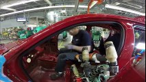 How It's Made  the Massive BMW X3 and X4 SUV - Extreme Factory Production Line