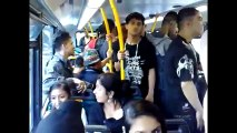 Viral Videos - Funny clip! Beautiful Girls... in public bus - Best Indian Whatsapp 2016...!!! - YouTube