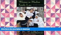 BEST PDF  Women in Muslim Family Law, 2nd Edition (Contemporary Issues in the Middle East