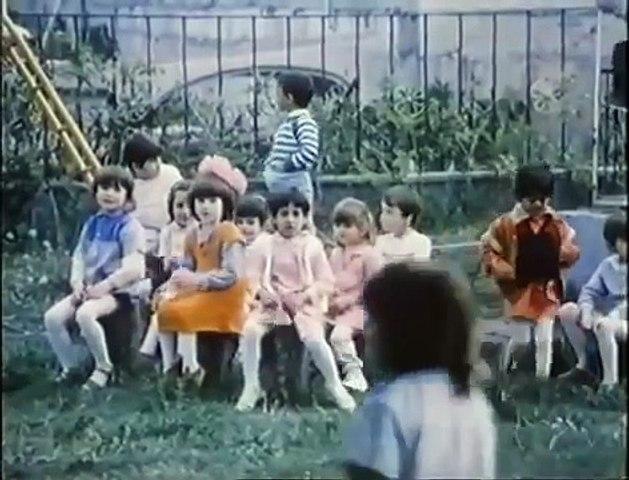 На детска градина в края на 80-те