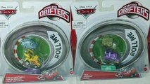 Micro Drifters Funny Car Mater and Flo new new 3 packs of Disney Cars Micro Drifters Mini Cars 8Cn7