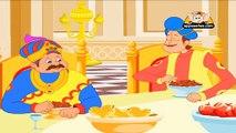 Akbar and Birbal Tales - Akbar and Birbal are Greedy