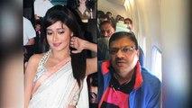 Tina Dutta Sexually Harassed On Jet Airways Flight - YouTube