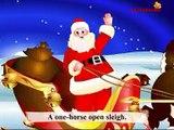Jingle Bells, Jingle Bells | Famous Nursery Rhymes for Kids