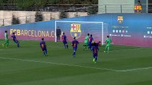 [HIGHLIGHTS] FUTBOL (Juvenil A): FC Barcelona - U. Bellvitge (2-1)