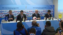 Football/FIFA: Gianni Infantino satisfait de l'arbitrage vidéo