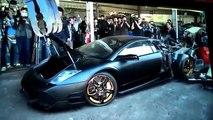 Une Lamborghini Murciélago à 340 000$ détruite pour avoir été importée illégalement !