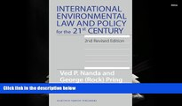 PDF [DOWNLOAD] International Environmental Law and Policy for the 21st Century: 2nd Revised