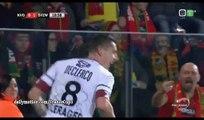 Lukas Lerager Goal HD - Oostende 0-1 Waregem - 17.12.2016