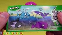 5 Kinder Surprise Eggs Opening - Kinder Überraschung Maxi, Kinder Toys, Polly Pocket Toys
