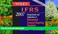 Audiobook  Wiley IFRS 2007: Interpretation and Application of International Financial Reporting