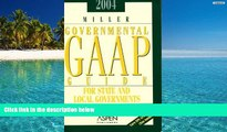 Download [PDF]  Miller Governmental GAAP Guide (Governmental GAAP Guide (Miller)) Larry P. Bailey