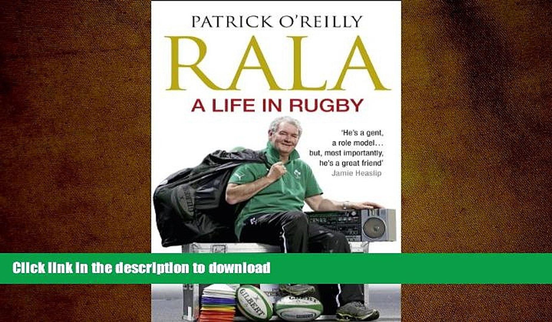 Epub Rala: A Life in Rugby Kindle eBooks