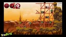 Angry Birds Star Wars II - REBELS Pork Side Level PE 4 - 6 Walkthrough 3 Stars