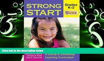 Best Price Strong Start - Grades K-2: A Social and Emotional Learning Curriculum (Strong Kids)
