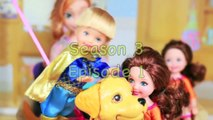 S3 E2 Poopy Puppy Dog Disney Frozen Kristoff & Anna Family Feed Pet Play Doh Poo AllToyCollector