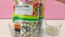 ESSBARE ORBEEZ Perlen selber machen deutsch   bunte schleimige Glibber Kugeln zum Spielen und Essen