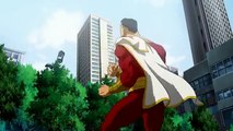 Shazam Captain Marvel Fight Scenes Compilation Justice League Young Justice