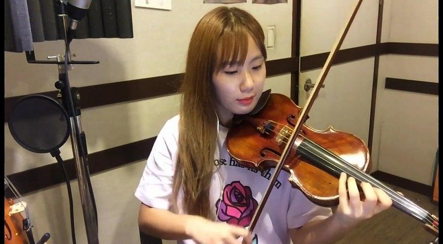 너 그리고 나 (Navillera) - 여자친구(GFRIEND) - 2배속 바이올린 연주 - V.OLIN 브이올린