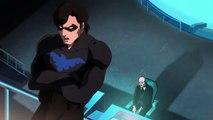 Nightwing becomes Batman Batman Bad Blood High Quality HD