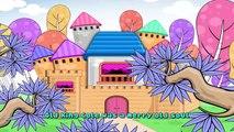 Old King Cole | Nursery Rhymes | Kids Songs [Ultra 4K Music Video]