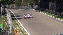 2015 Audi R18 e-Tron Quattro Le Mans Spec Going Flat Out part 3