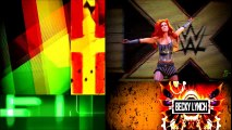 WWE Becky Lynch Graphics Pack