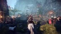 The Witcher 3 : Traque sauvage - The Witcher 3 Wild Hunt Gameplay Trailer