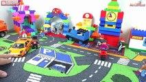 Машинки. Игрушки для мальчиков Машинка Ауди (Audi) Cartoon about toy cars