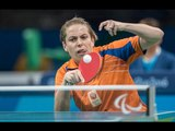 Rio 2016 Paralympic Games   Table Tennis Day 6  