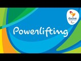 Men's -88kg | Powerlifting | Rio 2016 Paralympic Games