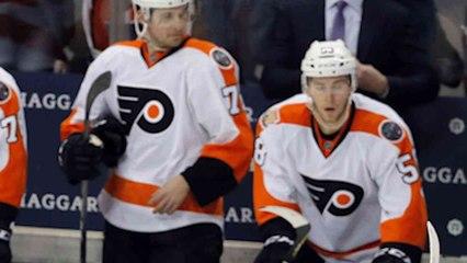 Flyers 10-Game Winning Streak Snapped