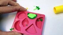 Play Doh Hello Kitty How to make Playdough Sanrio Hello Kitty Playdoh Toys