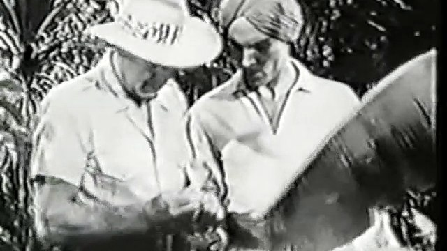 Jungle Jim - A Fortune in Ivory (1955)