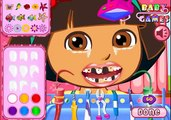 Dora The Explorer with Her Bling Bling Gold Teeth Iced out Juegos para los niños 3SWZQMMPbro