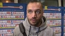 Laurent Pionnier après MHSC 4-0 FCGB