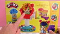 Play Doh Knete bunter Frisierspass Unboxing   Spiel mit mir   Deutsch