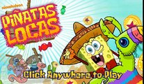 Spongebob Squarepants Games - Spongebob Squarepants Gameisodes Pinatas Locas - Nick Games