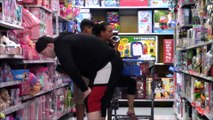Funny WET Fart Prank!! Sharter Saturdays Ep. 31 (Target, Costco, Walmart)