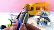 Playmobil 6866 Bus scolaire | Construction et Démo | Back to school avec un bus scolaire