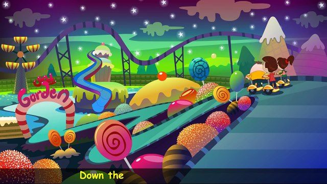 Humpty Dumpty At The Garden With A Twist | Nursery Rhymes For Children