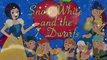 Snow White & The Seven Dwarfs - Animated Stories - The Queen's