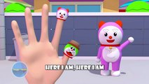 Doraemon Finger Family Song | Nursery Rhymes in 3D Animation From TanggoKids Nursery Rhymes