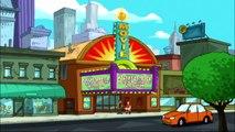 """Disney Channel España   Phineas y Ferb: Reglas del juego para el """"Día de Internet segura"""""""