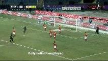 Pierre Webo Goal - Osmanlispor 1-1 Galatasaray - 18.12.2016