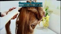 Coiffure mariage 2016 | coiffure mariage chignon bas | coiffure mariage chignon | coupede-cheveux.com