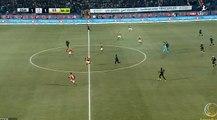 Pierre Webo Goal HD - Osmanlispor2-1Galatasaray 18.12.2016