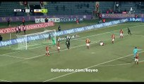 Pierre Webo Goal HD - Osmanlispor 2-1 Galatasaray - 18.12.2016