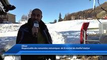 Hautes-Alpes : On a réussi a ouvrir une piste de ski à Chaillol !